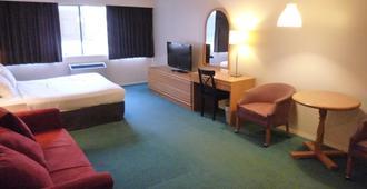卡桑德拉酒店 - 温哥华 - 睡房