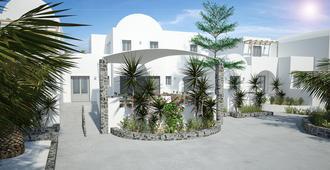 斯特罗盖里酒店 - 卡马利 - 建筑