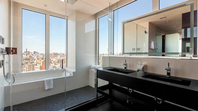 蒙德里安休南酒店 - 纽约 - 浴室