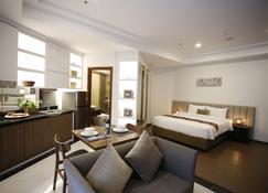 巴淡潘比尔公寓 - 巴淡岛 - 客厅
