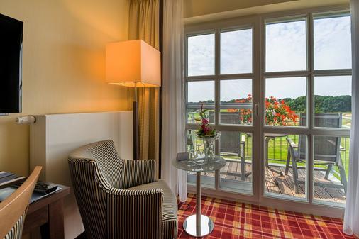 百慕森 - 酒店•高尔夫•Spa - 塞巴特黑灵斯多夫 - 阳台