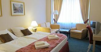 布拉格米拉酒店 - 布拉格 - 睡房