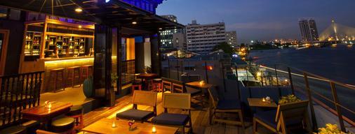 班旺朗河畔酒店 - 曼谷 - 酒吧