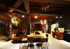 班王朗滨江酒店 - 曼谷 - 餐馆