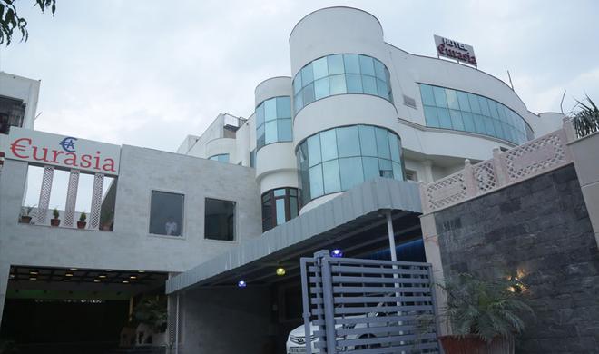 欧亚酒店 - 斋浦尔 - 建筑