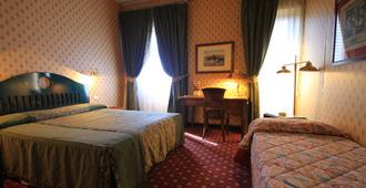 殖民地酒店 - 罗马 - 睡房