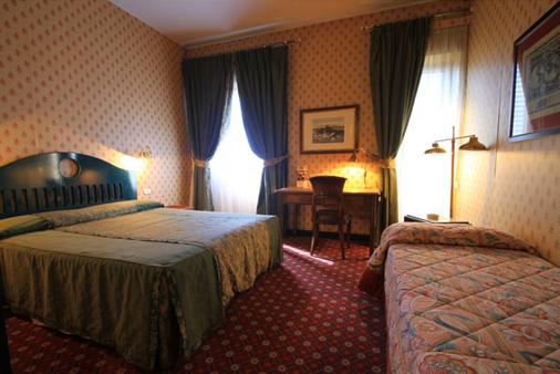 克隆尼酒店 - 罗马 - 睡房