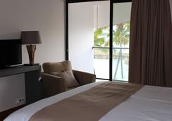 弗勒德艾皮酒店 - Le Gosier - 睡房