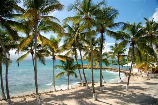弗勒德艾皮酒店 - Le Gosier - 海滩
