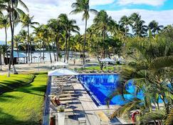 芙蓉酒店 - 戈齐尔 - 游泳池