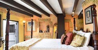 艺廊旅馆 - 圣胡安 - 睡房