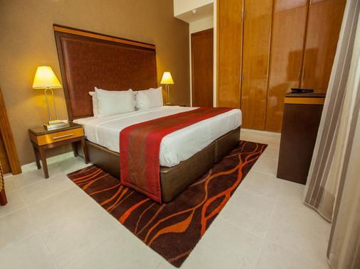 独家酒店式公寓 - 迪拜 - 睡房