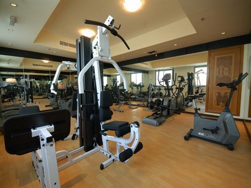 独家酒店式公寓 - 迪拜 - 健身房