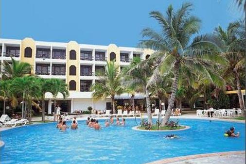 热带俱乐部酒店 - 式 - 巴拉德罗 - 建筑
