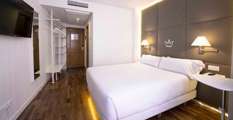 Nh马德里普艾特克酒店 - 马德里 - 睡房