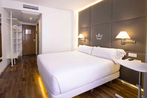 艾拉森酒店 - 马德里 - 睡房