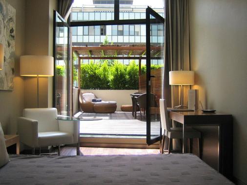 加泰罗尼亚兰布拉大道酒店 - 巴塞罗那 - 阳台
