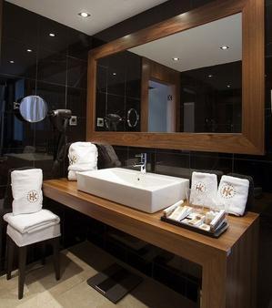 加泰罗尼亚兰布拉大道酒店 - 巴塞罗那 - 浴室