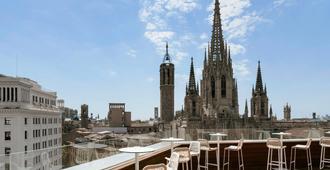 巴塞罗那科隆酒店 - 巴塞罗那 - 阳台