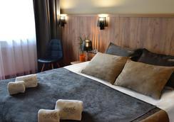 阿吉特会议和spa最佳酒店 - 卢布林 - 睡房