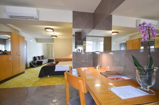 阿吉特会议和spa最佳酒店 - 卢布林 - 客房设施
