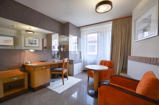 阿吉特会议和spa最佳酒店 - 卢布林 - 客厅