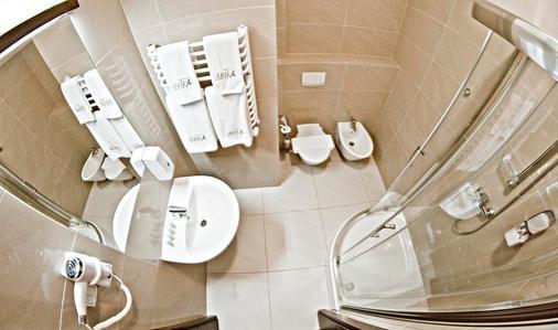阿吉特会议和spa最佳酒店 - 卢布林 - 浴室