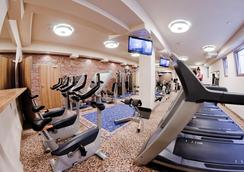阿吉特会议和spa最佳酒店 - 卢布林 - 健身房