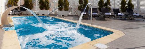 加尼维特酒店 - 马德里 - 游泳池