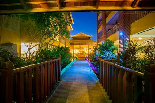 Pgs太阳之家酒店 - 卡伦海滩 - 大厅