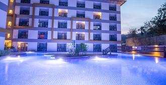 Pgs太阳之家酒店 - 卡伦海滩 - 建筑