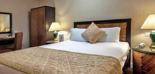 大不列颠汉普斯蒂德酒店 - 伦敦 - 睡房