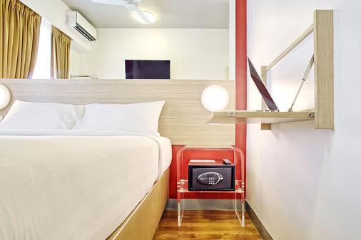 马尼拉马卡蒂阿莫索罗红色星球酒店 - 马尼拉 - 客房设施