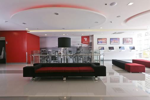 马尼拉马卡蒂阿莫索罗红色星球酒店 - 马尼拉