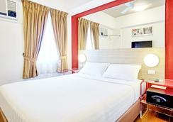红色星球马卡蒂马尼拉酒店 - Makati - 睡房