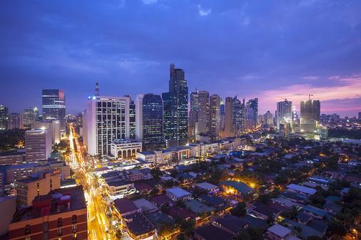 红色星球马卡蒂马尼拉酒店 - Makati - 户外景观
