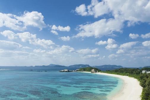 冲绳那霸红色星球 - 那霸 - 海滩