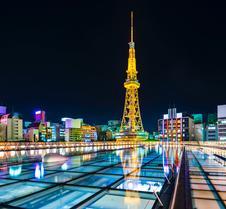 名古屋锦红色星球酒店