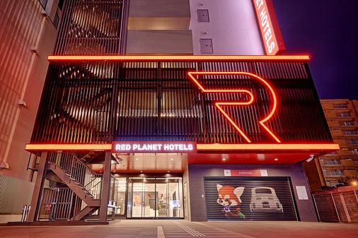 札幌薄野南红色星球酒店 - 札幌 - 建筑
