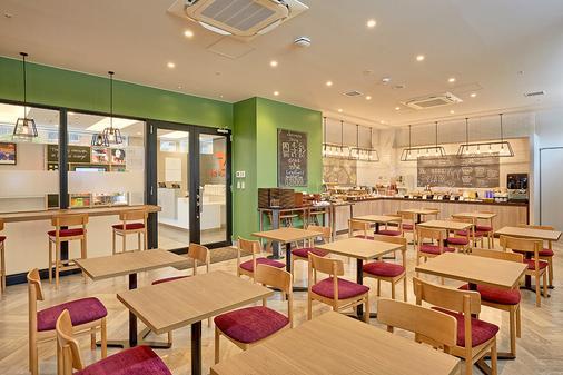 札幌薄野南红色星球酒店 - 札幌 - 自助餐