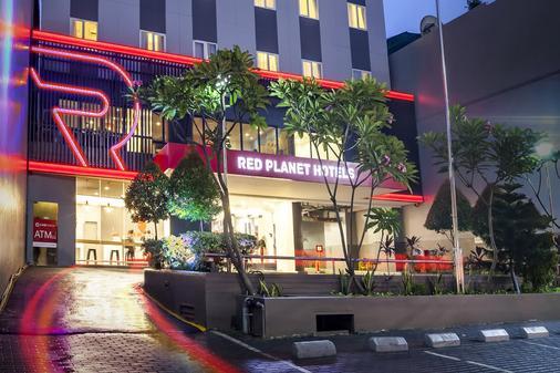 雅加达帕萨巴鲁红色星球酒店 - 雅加达 - 建筑