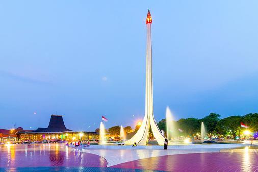 雅加达帕萨巴鲁红色星球酒店 - 雅加达 - 景点
