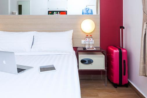 巨港红色星球酒店 - 巨港 - 客房设施