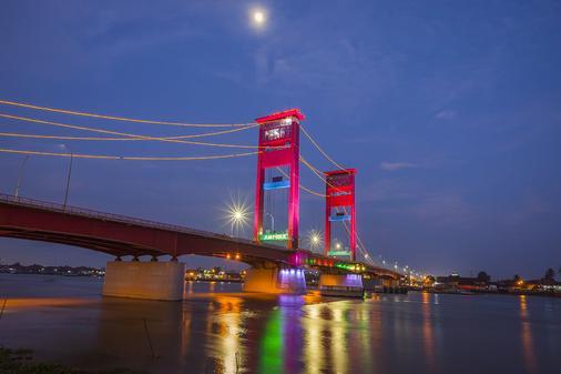巨港红色星球 - 巨港 - 景点