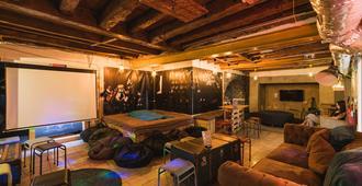 新里斯本中心旅馆 - 里斯本 - 客厅