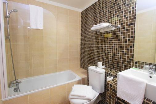 阿里泽马赛老港酒店 - 马赛 - 浴室