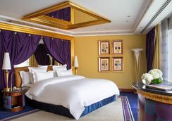 卓美亚帆船酒店 - 迪拜 - 睡房