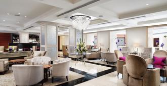 伦敦圣詹姆斯康拉德酒店 - 伦敦 - 大厅