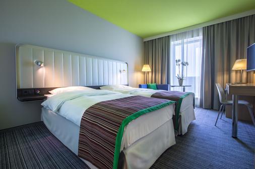 雷迪森弗兰克福特机场公园旅馆 - 法兰克福 - 睡房