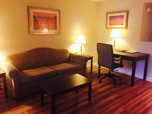 大西洋海滩酒店及套房 - 米德尔敦 - 客厅